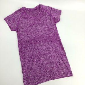 LULULEMON Women's Swiftly Tech Short Sleeve Pink